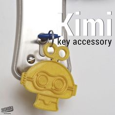Something we liked from Instagram! Kimi your personal robot key charm. Check us out at www.3dshook.com #3dprint #3dmodels #3dprinted #3dprinter #3dprinters #3dprinting #makers #makersgonnamake #PrintEverything #tech #technology #design #deco #decor #interiors #keys #keyring #3dshook by 3dshook check us out: http://bit.ly/1KyLetq