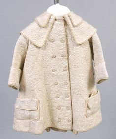 1900 Philadelphia Museum of Art - Collections Object : Girl's Coat