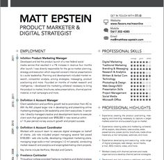 Marketing Resume Stunning Sample Resume For Marketing Manager From Blue Sky Resumes  9 To 5