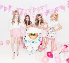 Mamamoo Girl Crush MV teaser image