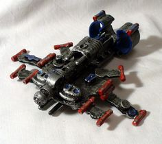 my homemade space ship