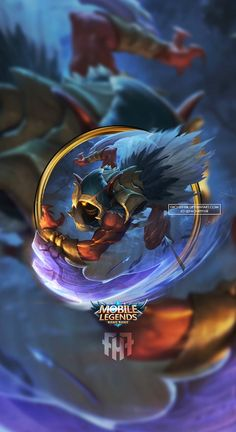 Wallpaper Phone Helcurt Exoracial Executer by FachriFHR on DeviantArt Mobile Legends Hd, Alucard Mobile Legends, Game Wallpaper Iphone, Legend Games, Mobile Legend Wallpaper, The Legend Of Heroes, Hd Wallpapers For Mobile, Hanabi, Videogames