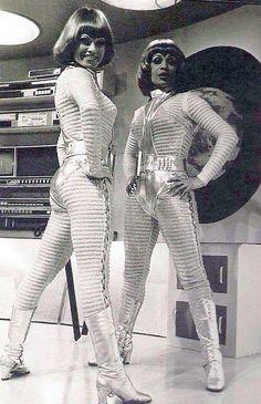 """Moonbase girls "" UFO TV Series- UK (1969-70)"