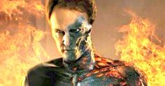 'Terminator Genisys' Character Posters Introduce the T-3000 -- Jason Clarke's John Connor is not who he seems in a set of 5 'Terminator Genisys' posters that show off each generation of cyborg. -- http://movieweb.com/terminator-genisys-posters-characters-t-3000/