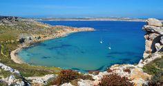 Imgiebah Bay, Selmun, Malta