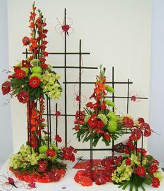 Winning Garden Club Flower Designs | Floral Design, RHS Chelsea Flower Show, London. Photo: © Laura Porter ...