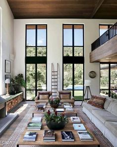 41 Contemporary Living Room Interior Designs - Modern Home Design Sweet Home, Deco Design, Design Dintérieur, Design Hotel, Design Styles, Floor Design, Design Elements, Great Rooms, Home And Living