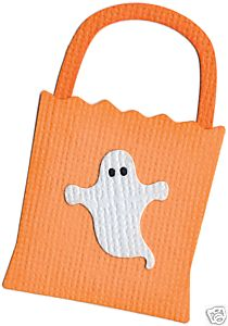 Quickutz Halloween Treat Bag
