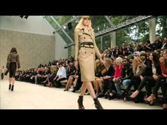 Highlights - The Burberry Prorsum Womenswear S/S12 Show - YouTube