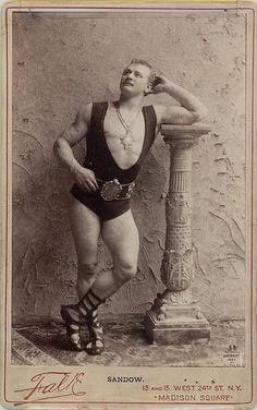 circus strong man - Pesquisa Google