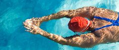 This Swim Workout Burns Over 400 Calories