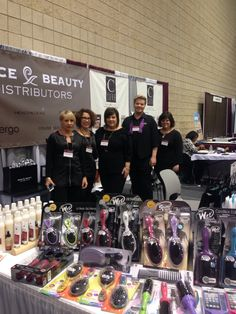 Premiere Birmingham team of Price Beauty Distributors & Cara Cosmetics. #premiereburmingham