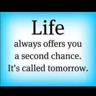 ~Second Chance Tomorrow~
