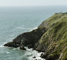 Top Irish Destination for an Elopement or Adventure Session - HOWTH. The best Irish location for Adventure Session or Engagement Photos. Ireland Travel, Elopements, Engagement Photos, Irish, Coast, Adventure, Places, Water, Top