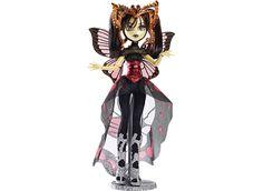 MONSTER HIGH Boo York New Character figur Luna Mothews