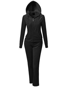 (My review of MBE Women's Athletic Soft Zip Up Hoodie Sweatpants Set) -  Made by Emma is a brand based on the styles you love! Everywhere you go enhance your style. The more you save and explore, the more we'll get to know your personal style. ⇒ FWSTB01: This training set features zip-up closure, hood, back pockets for pants and made by velour fabric that gives...