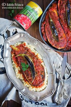 IMAM BAYILDI Edith's Kitchen, Paella, Vegetable Pizza, Vegetables, Ethnic Recipes, Plate, Food, Sun, Dishes