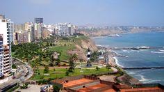 Lima, Peru Skyline | Miraflores Skyline.