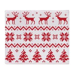 Merry Christmas pattern 4 Throw Blanket by The-World-Gone-Crazy - CafePress Christmas Afghan, Christmas Patterns, Nordic Christmas, Christmas Knitting, Christmas Cross, Merry Christmas, Cross Stitch Alphabet, Cross Stitch Embroidery, Cross Stitch Patterns