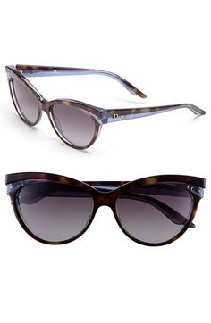 Dior 'Sauvage' 56mm Retro Sunglasses available at #Nordstrom