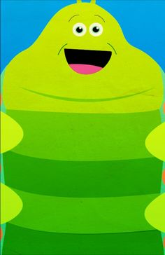 "Heimlich from ""A Bug's Life"" Disney iPhone background by PetiteTiaras"