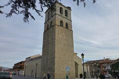 Iglesia de Nuestra Señora de las Nieves en Manzanares el Real
