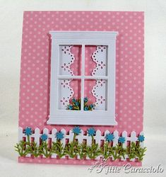 KC Poppy Stamps Madison Window 3 center