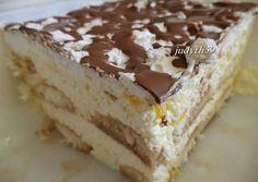 foghatunk is neki a Hungarian Desserts, Hungarian Cuisine, Hungarian Recipes, Hungarian Food, My Recipes, Cooking Recipes, Favorite Recipes, Best Food Ever, Dessert Bars