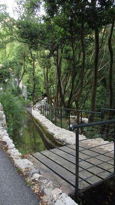 River Ljuta, in Konavle, Dubrovnik area of Croatia.