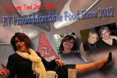 The Pointy Toed Shoes Sisters roll in to Lexington for the Kentucky Proud Incredible Food Show.  Lead in to a series of posts about Lexington KY chefs and food events in the Bluegrass.  More interviews to come including the Food Network's Tyler Florence.