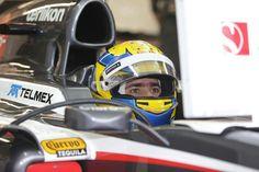 Esteban listo para la calificacion GP Canada 2013