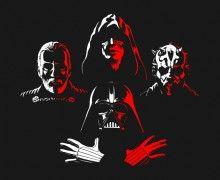 Queen Star Wars T Shirt