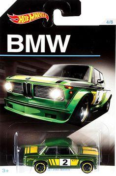 2016 Hot Wheels BMW 2002