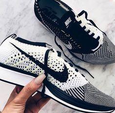 d20a3e15852 Nike Fly Knit Racer 90s Urban Fashion