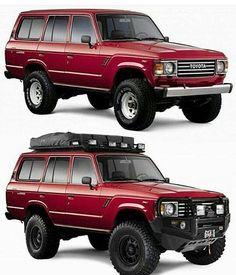 Muy buen vehículo 4x4, en sus diferentes versiones es magnífico. .. #toyota #LandCruiser #Fj60 #Fj62 Foto de @accesorios4x4ymas