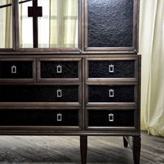 Cabinet no. Two Seventy Park Avenue Share STYLE Credenza Console Modern cabinet Dining Room cabinet China cabinet Dining Room credenza Sideboards