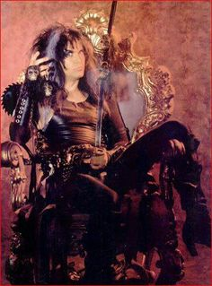 You better obey him! Okay, this is the last W.A.S.P. I know, I'm obsessed with Blackie and Chris. But I just have a thing . Obey The Tormentor Heavy Metal Rock, Heavy Metal Music, Heavy Metal Bands, Metal Tattoo, 80s Rock, Rock Legends, Post Punk, Wasp, Glam Rock