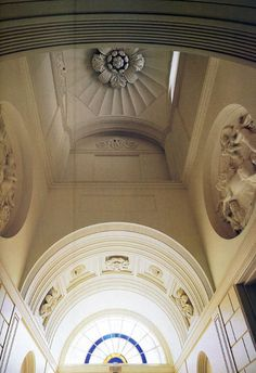 My Favorite Architect As Well One Of Interior Designers Is Sir John Soane He Was Designing Buildings At The