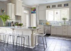 I LOVE this kitchen soooo much!