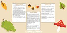 Testi sull'autunno per la scuola primaria