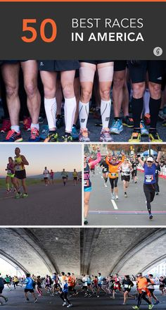 The 50 Best Races in America #races #running #fitness