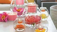 Find this collection of centerpieces at link provided, by clicking on the DIY (Decorate It Yourself) Tab on the far left side of the page! :) You have until April 25th to submit an order for my party! So hurry, hurry, hurry! :)  http://www.partylite.biz/legacy/sites/bwatrous/productcatalog?page=productlisting.category&categoryId=58289&viewAll=true&showCrumbs=true