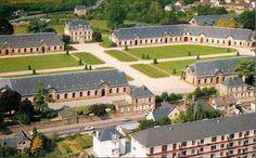 harras national de Saint-Lô dans la Manche    - http://www.elevage-de-vie.com/chevaux/haras-national-saint-lo.jpg