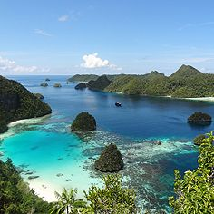 Amanwana - Luxury beach resort Moyo Island - amanikan's raja ampat expedition