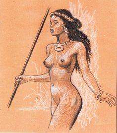 Manara Maestro dell'Eros-Vol. 24, Il Trombettiere-131