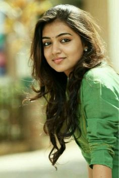 Nazriya Nazim (born 20 December is an Indian film actress who has mainly starred in Malayalam and Tamil films. South Actress, South Indian Actress, Beautiful Indian Actress, Beautiful Actresses, Beautiful Women, Indian Film Actress, Tamil Actress, Bollywood Actress, Indian Actresses