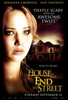 'House At The End Of The Street' | Book tickets at Cineworld Cinemas love scary books but not movies