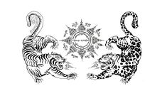 Best Tiger Tattoo Designs And Meanings With Images - Baby Tiger Tattoo Designs Some People Would Like To Give Their Tiger Tattoo A Cute And Childish Look The Best Tattoo Design For Them Is The Baby Tiger Tattoos This Design Looks Adorable As It Captu Tiger Tattoo Small, Tiger Tattoo Design, Small Tattoos, Cool Tattoos, Tatuagem Sak Yant, Tatuagem Diy, Sak Yant Tattoo, Thai Tattoo, Diy Tattoo