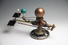 Mark  Zirpel - London Orrery _2