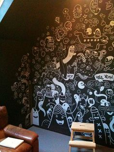 wall @ shop around amsterdam